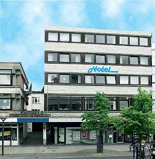 Hotel Sprenz Oldenburg Parken